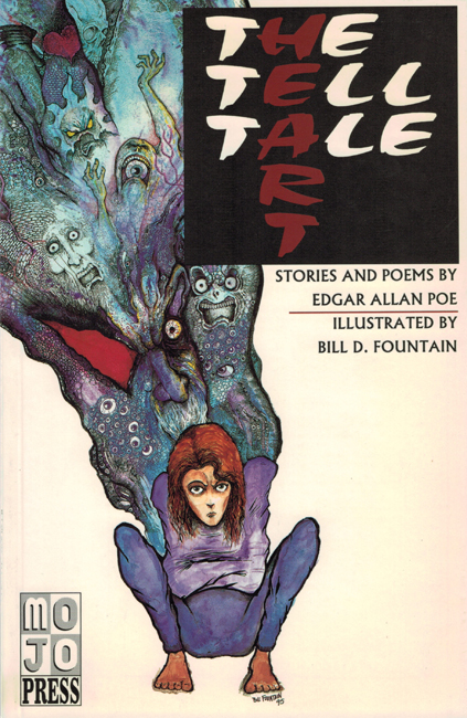 <b>Poe, Edgar Allan — <I>The Tell Tale Heart</I></b>, 1995